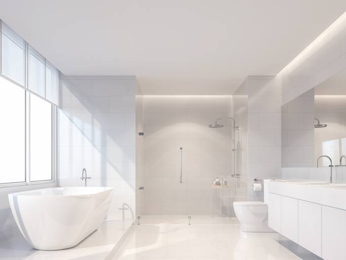 Great 4 Ideas For Your Best Low Cost Bathroom Renovation