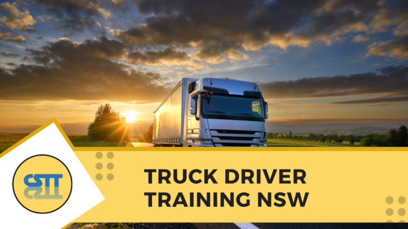 truck driving training