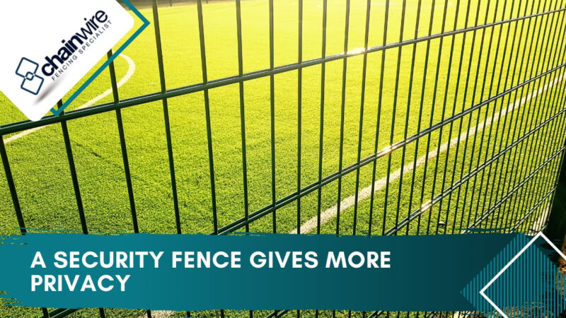 security fences